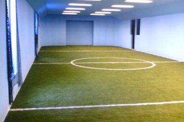 Indoor Athletic Turf
