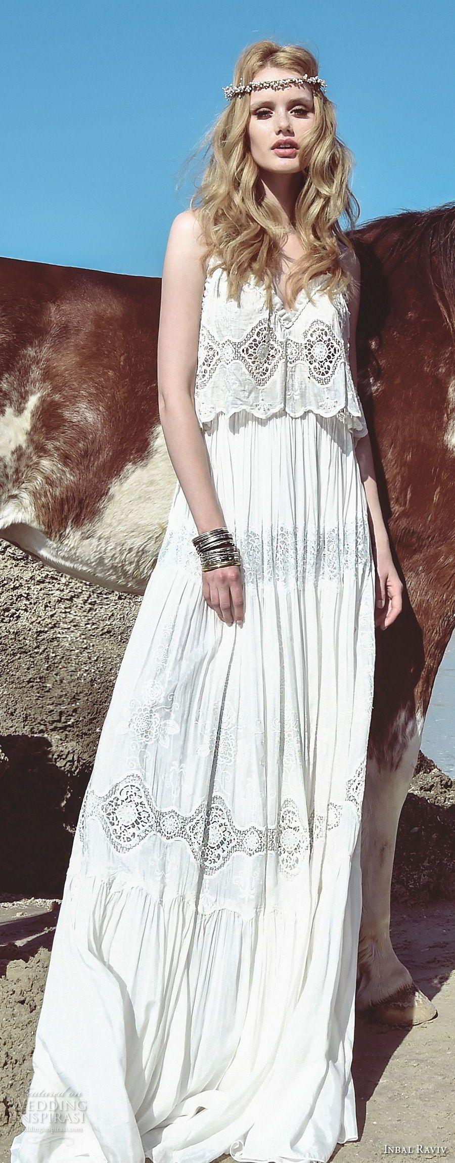 Inbal raviv wedding dresses boho chic wedding pinterest