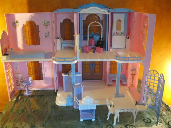 Barbie Grand Hotel Doll House Need One For My Granddaughters