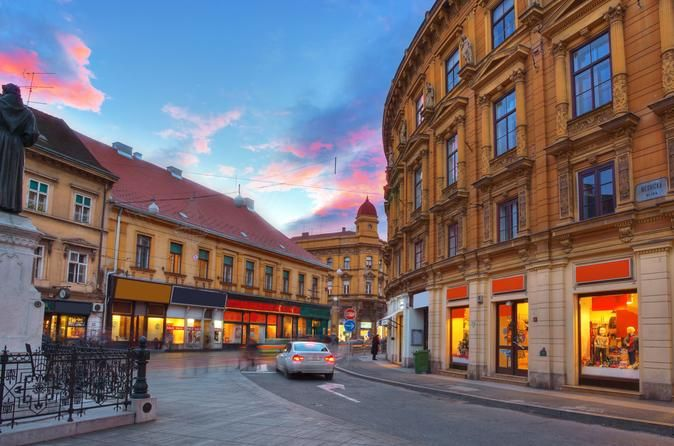 Zagreb Full Tour Drive And Walking Tour Discover The Beauty Of Zagreb Highlights With Licensed Local Guide Driver See All Of Italy Tours Europe Tours Zagreb
