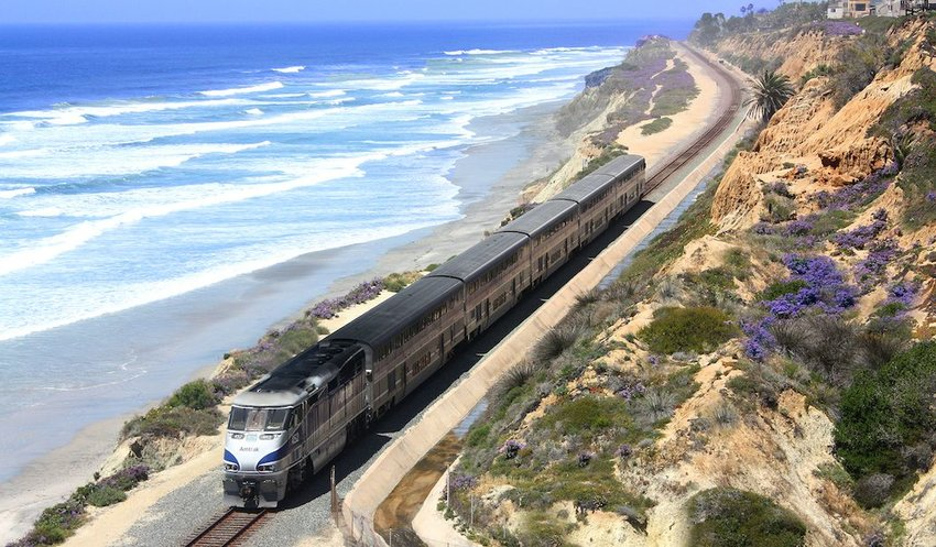 The Most Scenic Train Trips In The U S In 2020 Scenic Train
