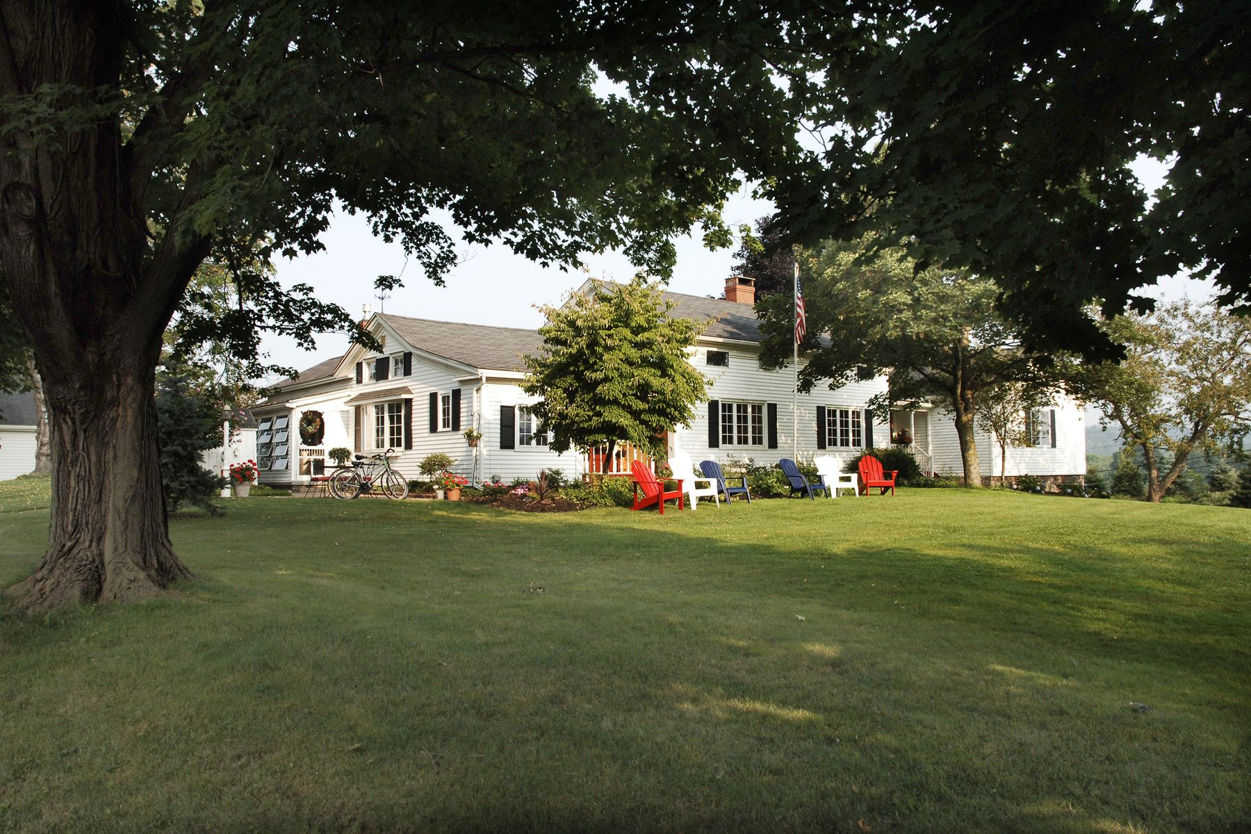 Springdale Farm, Victor Finger lakes wine tours