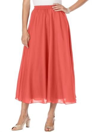 Plus Size Skirt Separate