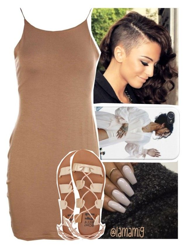 """""""you left your mark on me."""" by lamamig ❤ liked on Polyvore featuring Billabong"""