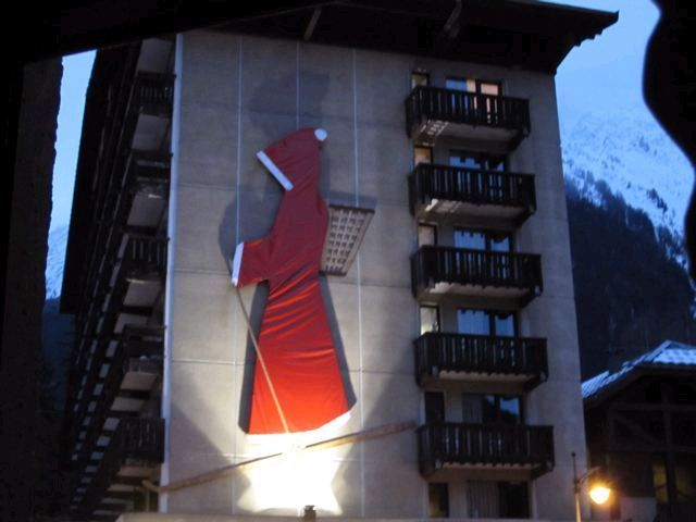 Chaque 24 décembre, le Père Noël vient s'installer à l'hôtel Prieuré