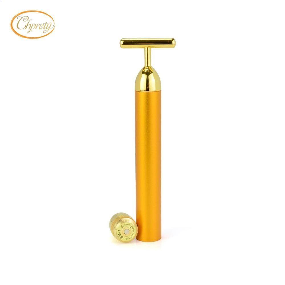 Photo of Facial Massage Useful Lady Beauty Energy 24K Gold Beauty …