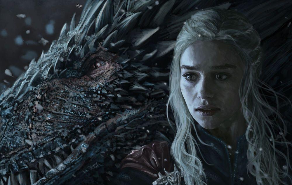 Wallpaper Daenerys Targaryen / daenerys Targaryen with