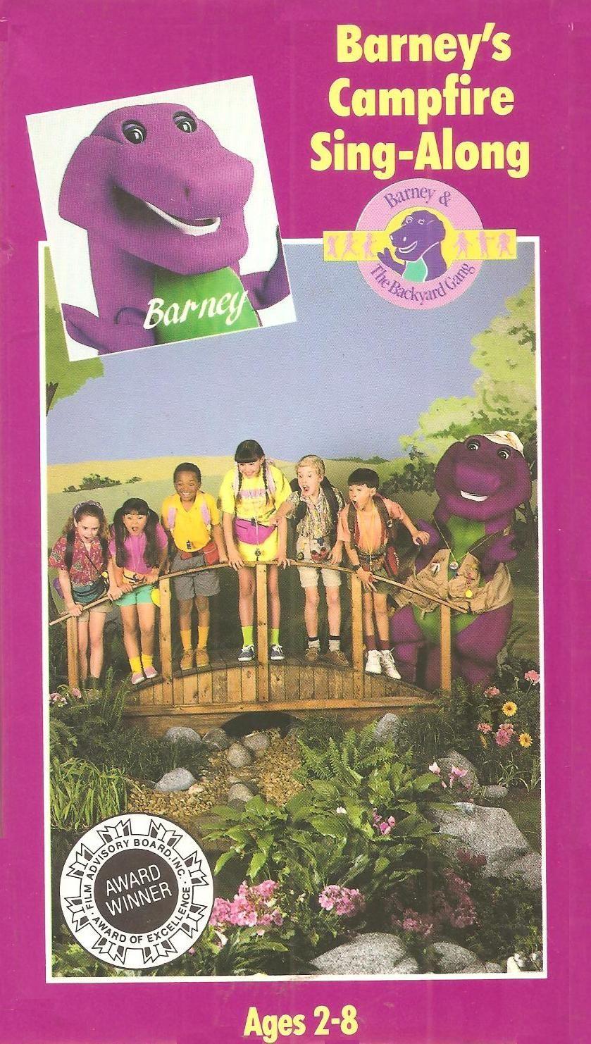 Barney Collection G Family Musical Adventure Fantasy Short - Barney backyard gang concert vhs