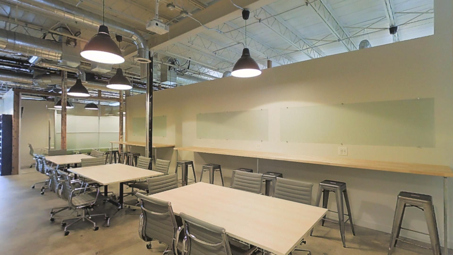 New Co Working Space Intown Atlanta Shared Office Coworking Space Intown