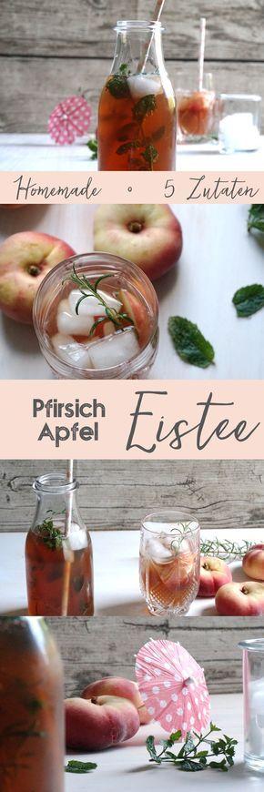 Eistee - Homemade #beverages