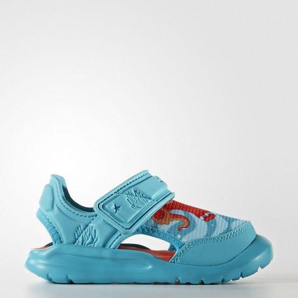 Детские сандалии Adidas Disney Nemo FortaSwim I • Детские сандалии с  закрытым носком • Материал верха 1a0e9b7266401