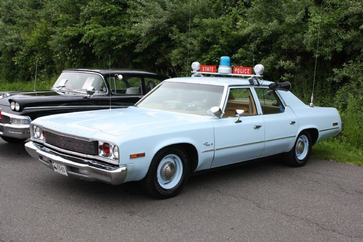 CT State Police 1974 Plymouth Fury  ☆。☆。JpM