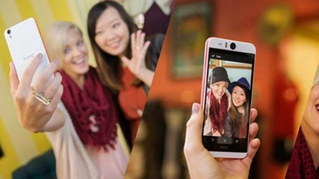 HTC launches Desire Eye: A 'selfie' smartphone with 13MP