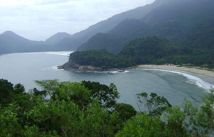Camburi Ubatuba Sp Uma Das Praias Mais Completas Do Litoral