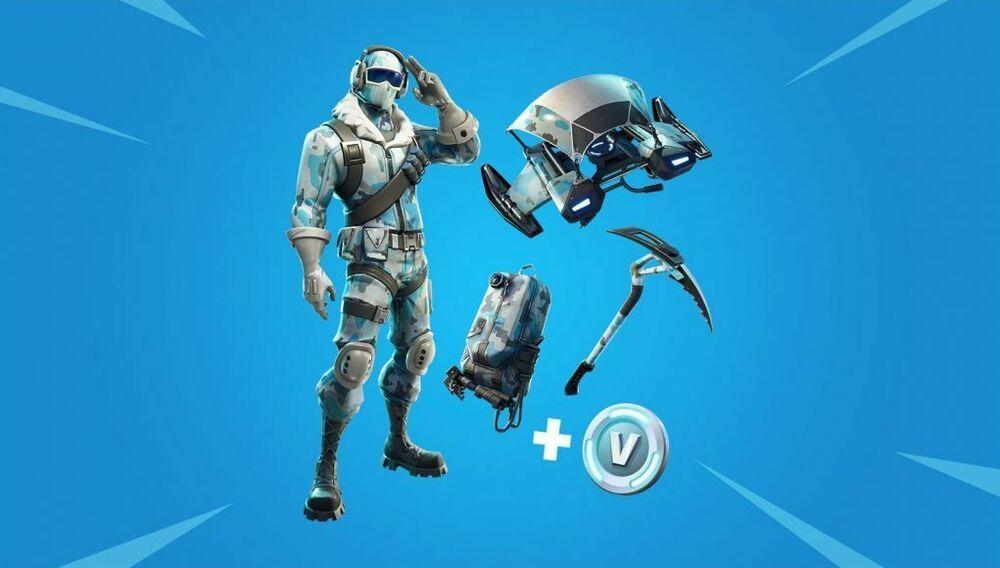 Fortnite Deep Freeze 2018 Bundle For Playstation 4 Ps4 Gaming Video Fortnite Epic Games Fortnite League Of Legends Game