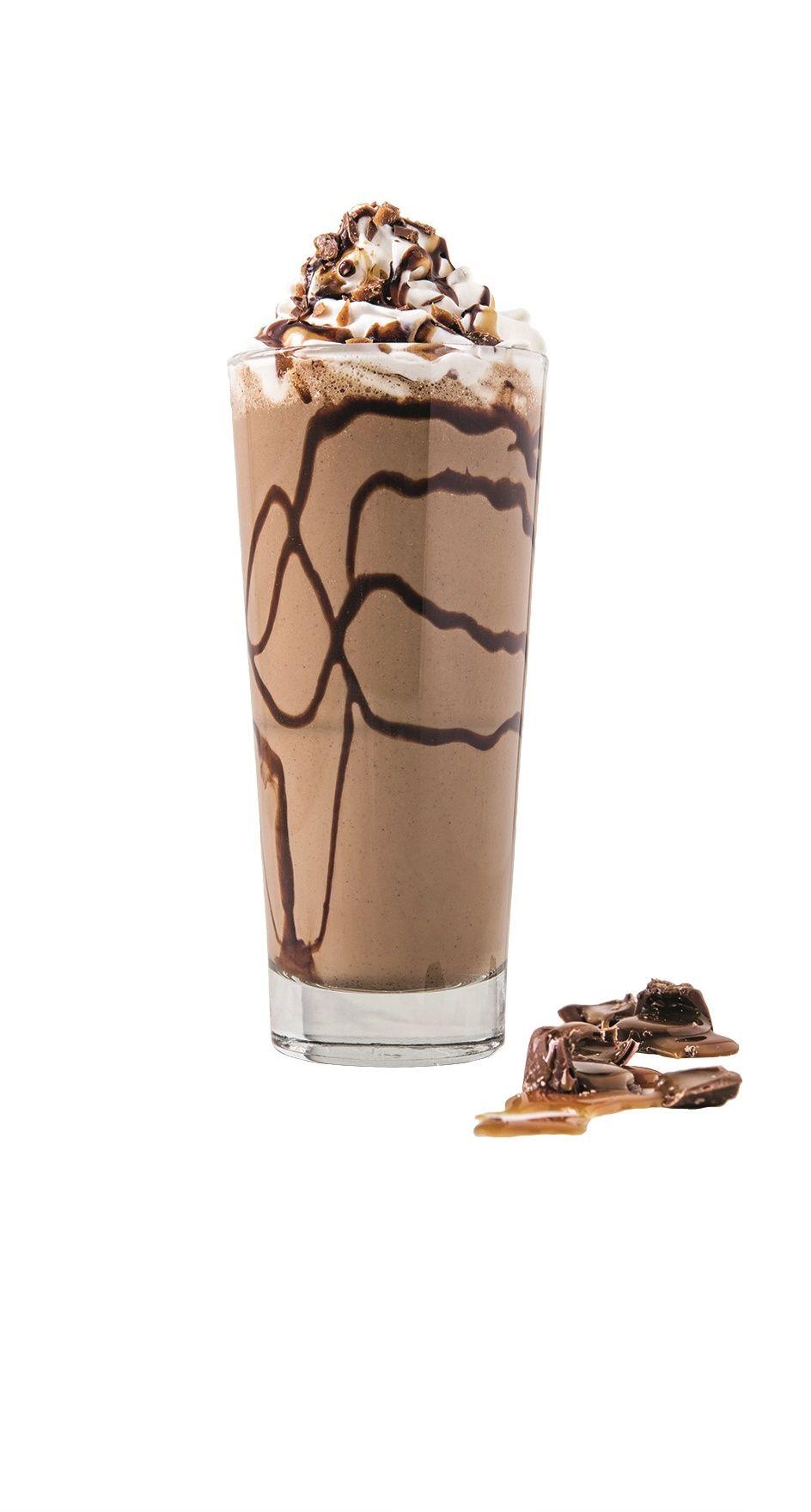 Caramel Ice Latte kermavaahdolla, 3,50 €. Espresso, caramelkastiketta, jäitä, maitoa, kermavaahtoa. Norm. 5,10 €. Robert's coffee, Sähkötalo 1. KRS