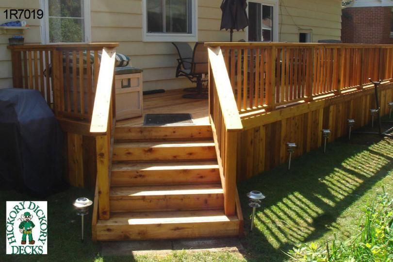 Image result for long narrow deck Outdoor decor, Deck