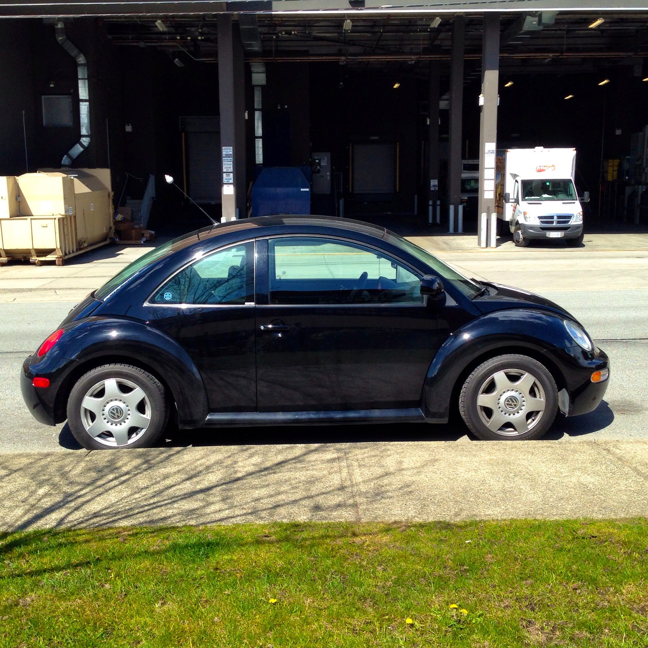 Punchbuggy Black Vw Beetle Spotto In N Vancouver Punchbuggie