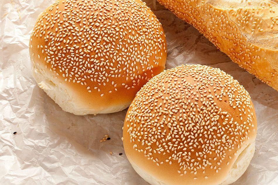 Pão de Hambúrguer. Conheça nossa receita.