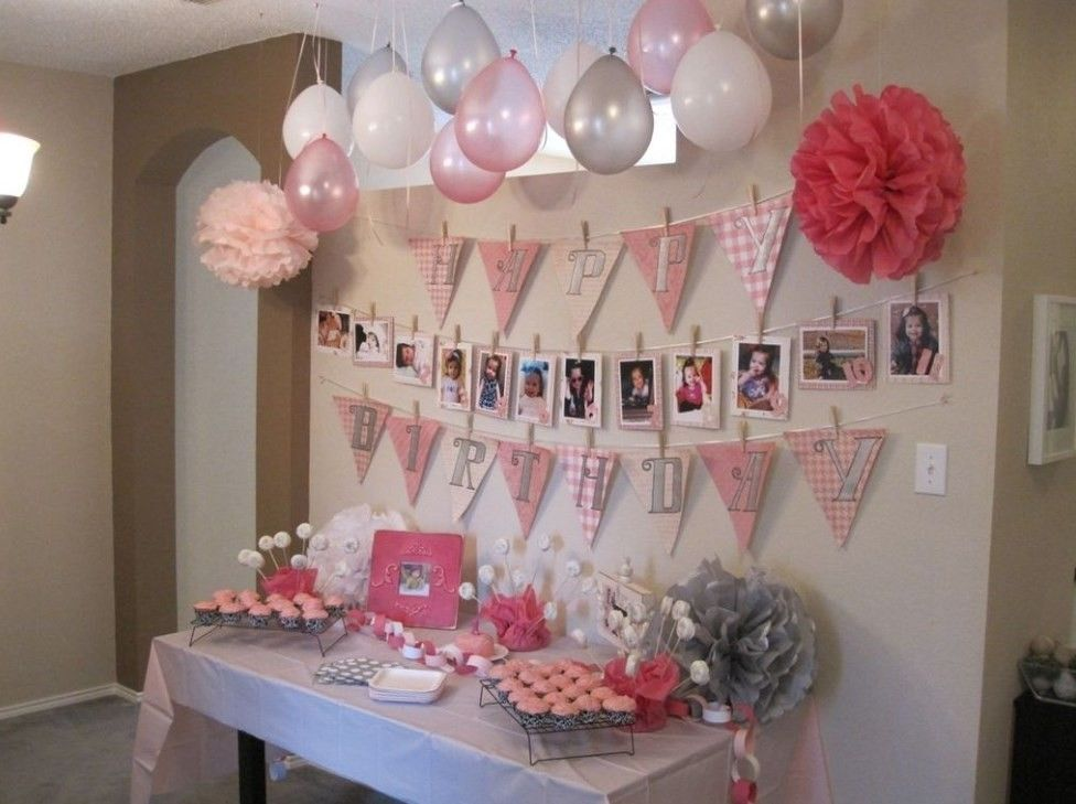 37 Excellent Home Decor Ideas For Party To Not Miss 22 Decoration Ballon Anniversaire Ballon Anniversaire Anniversaire Rose