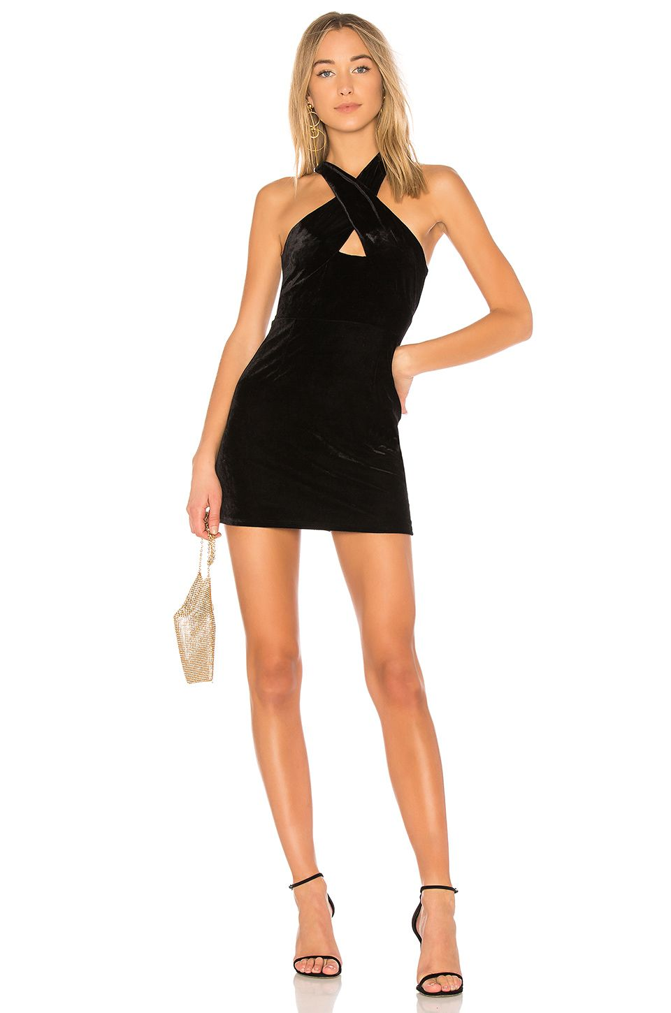 NBD Bel Air Gown in Black. | Revolve clothing, Gowns, Pop