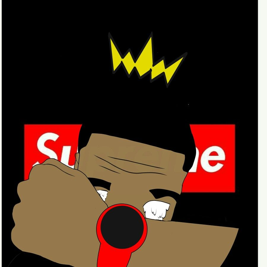 Adobe Cartoon Drip Supreme Cartoon Instagarmcartoon In