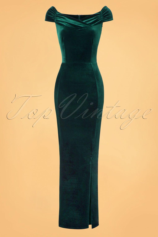 S beverly velvet maxi dress in green dresses pinterest