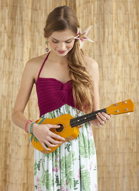 Are you heading to a luau or beach party anytime soon? Or just simply in need of a fun, comfortable, flowy ...