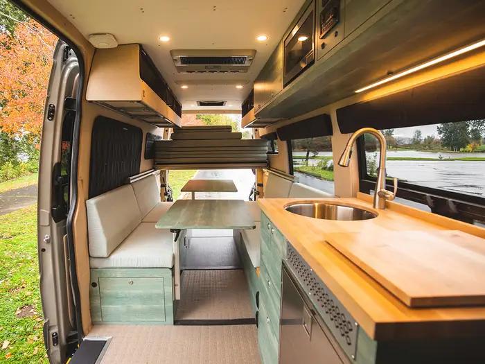 45++ Affinity camper van Wallpaper