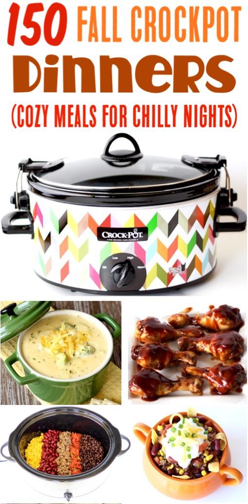 Crockpot Recipes Easy Meals!