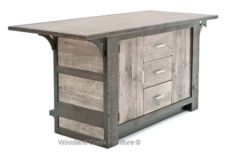 Ilot de cuisine bois demgrange wood working Pinterest Wood