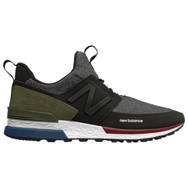 new balance men's trainers 574 sport
