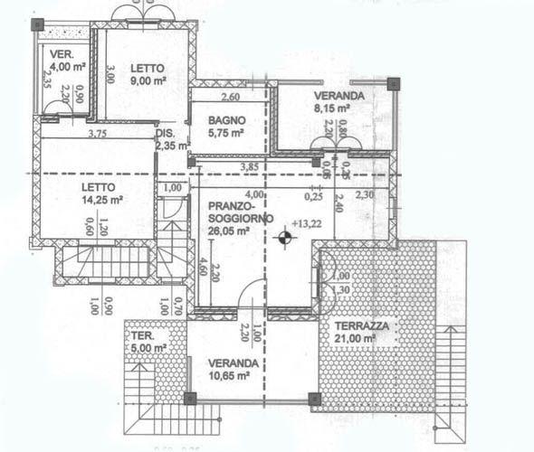 Pianta villa cerca con google progetti da provare for Progetti di casa di lusso e planimetrie