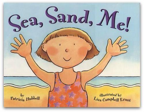 10 Best Summer And Beach Books For Preschoolers Beach Books