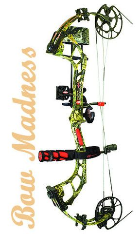 Pin by 60X Custom Strings on Compound Bows | Pse bow madness