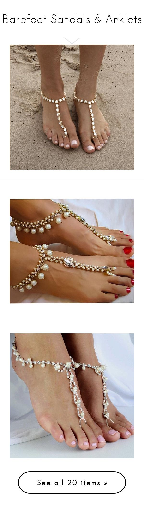 Fashion Anklets Boho Wide Ankle Chain Bracelet Jewelry Indian Bare Foot Sandals