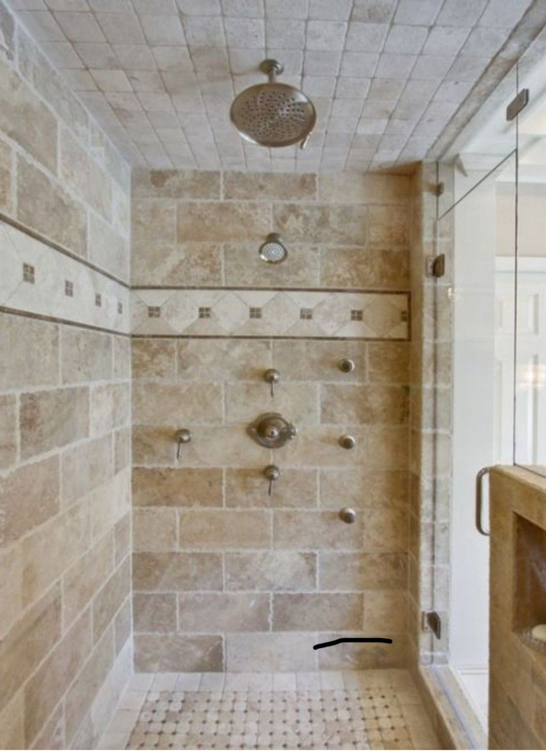 Bathroom Shower Tile Ideas In 2020 With Images Bathroom Shower