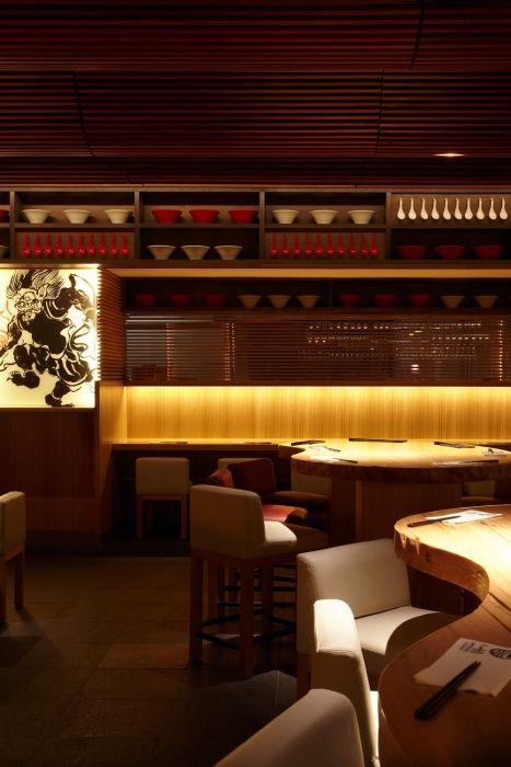 Koichi Takada Architects-Ippudo Sydney-Sydney | mapolis | Architektur – das Onlinemagazin für Architektur
