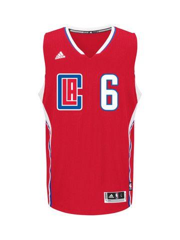 super popular 69cf9 2af52 Los Angeles Clippers DeAndre Jordan Road Swingman Jersey ...