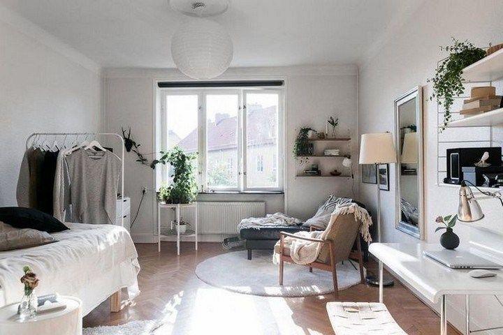 59 Incredible Apartment Decor Ideas For Amazing Apartment Room 55 Litledress Apartment Room Apartment Design Minimalist Bedroom