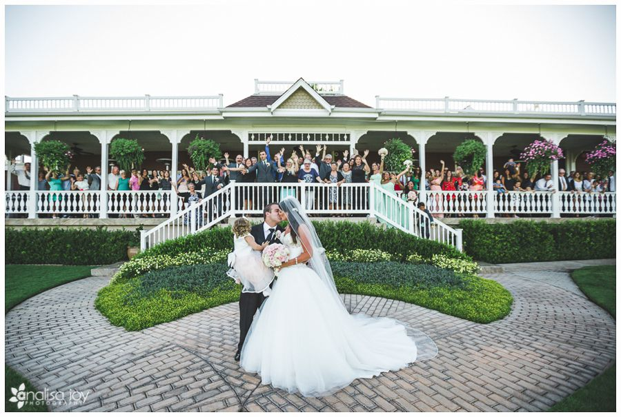 Wedding: AJ & Marisa// The Grand Tradition Estate, Fallbrook, CA » Analisa Joy Photography