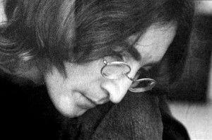 John, listening to The White Album
