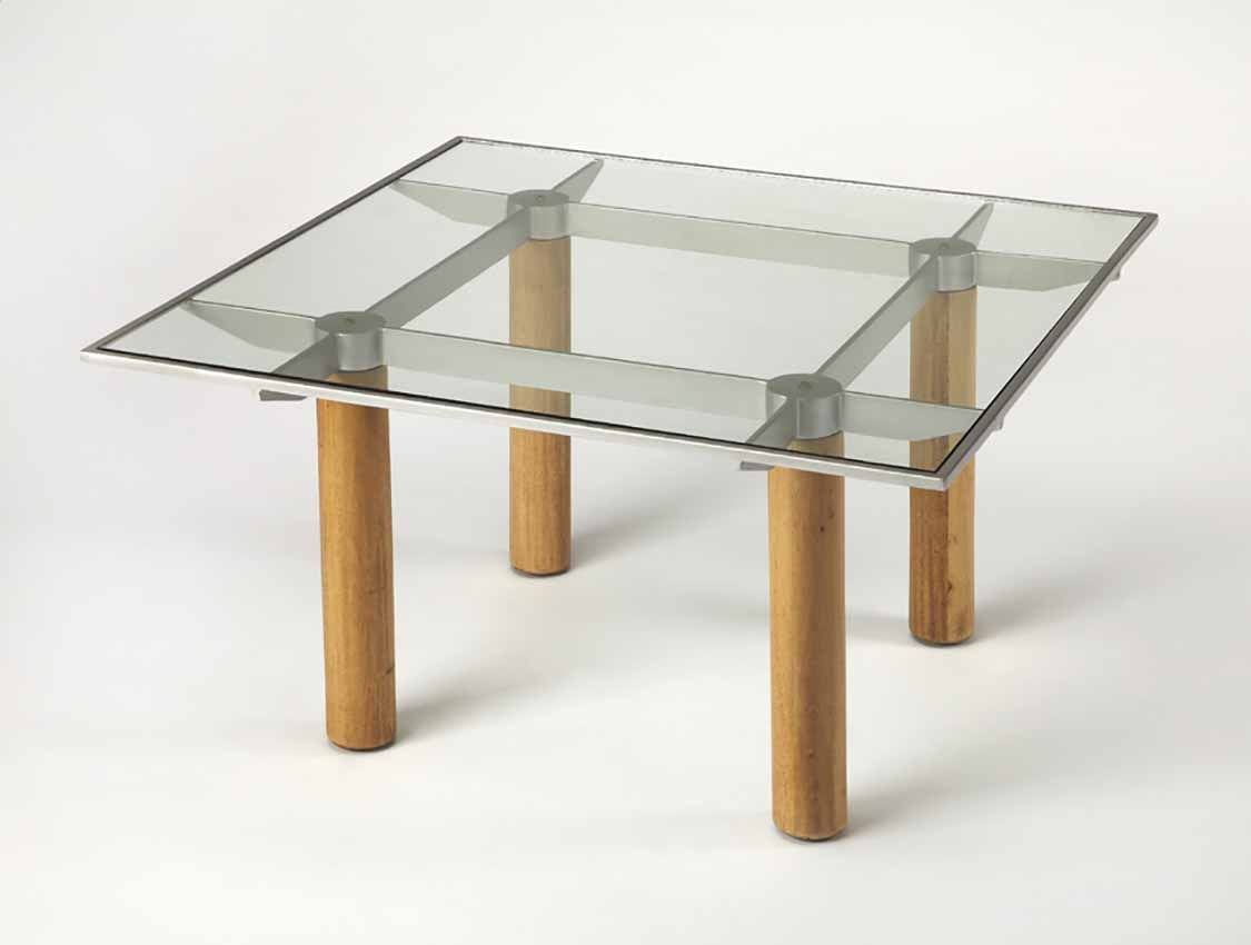 Furniture Living Room Tables Coffee Tables Metal Cocktail Table Coffee Table Metal Coffee Table [ 850 x 1125 Pixel ]