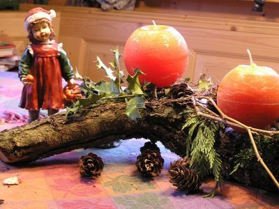 Wohnen Und Garten Weihnachten weihnachtsdeko rustikal ii wohnen und garten foto 75 geburtstag
