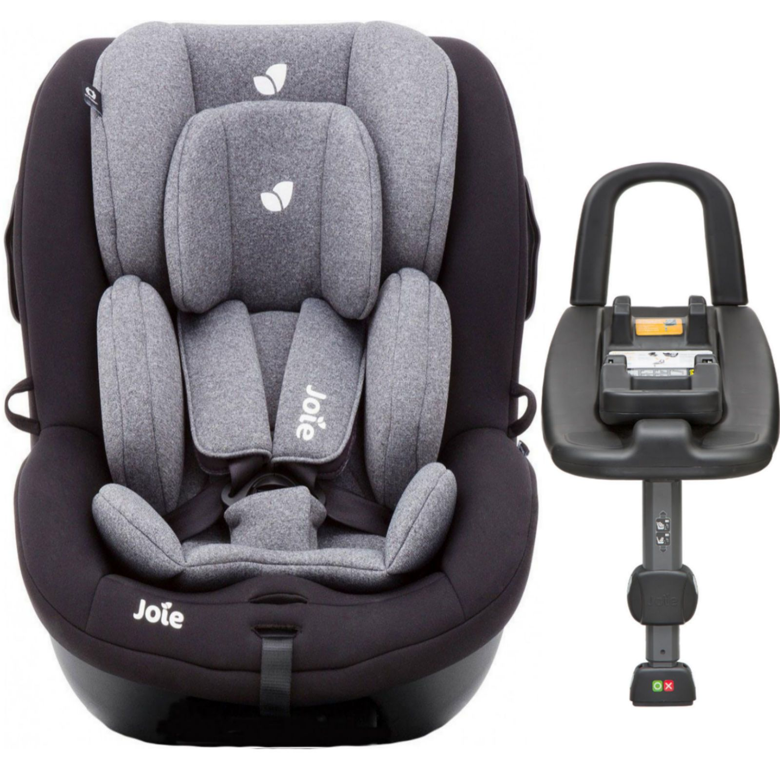 Joie Isofix Base Uk Joie I Anchor Advance Group 1 Baby Car Seat And Isofix