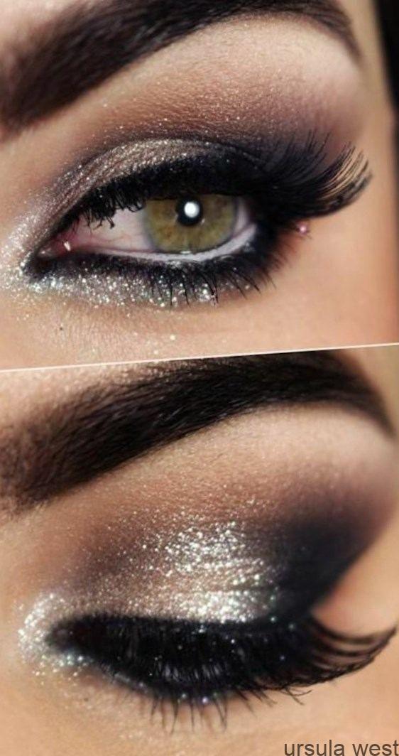 Maquillaje de fiesta – lookvisage.ru / … #Pelo # Belleza #tendencias #consejos #belleza #lookvis …
