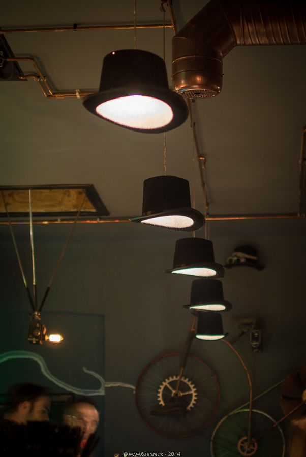 Hats Off To The Top Hat Light Fixtures