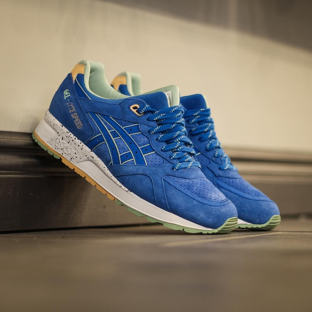Asics Gel-Lyte Speed: Classic Blue