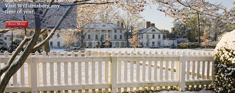 Williamsburg Attractions, Vacations & More Southern