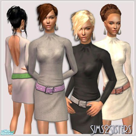 sims2sisters' S2S Collection No.070309 AF - Set